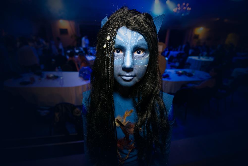 An avatar world - Rotorua Girls High School Ball