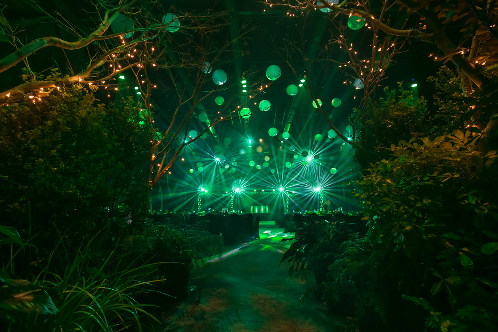 Enchantedforest - John Paul College Ball