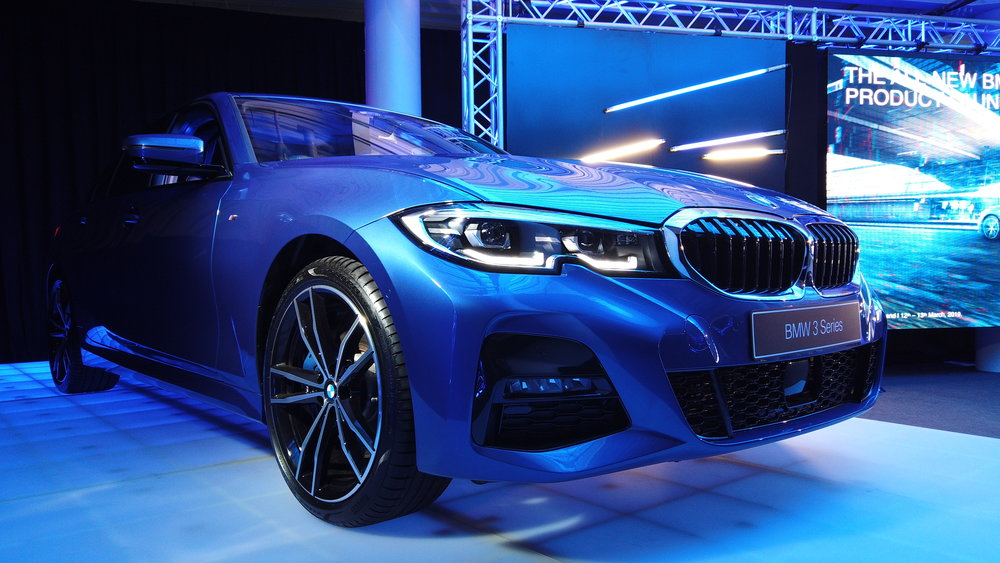 Car launches -