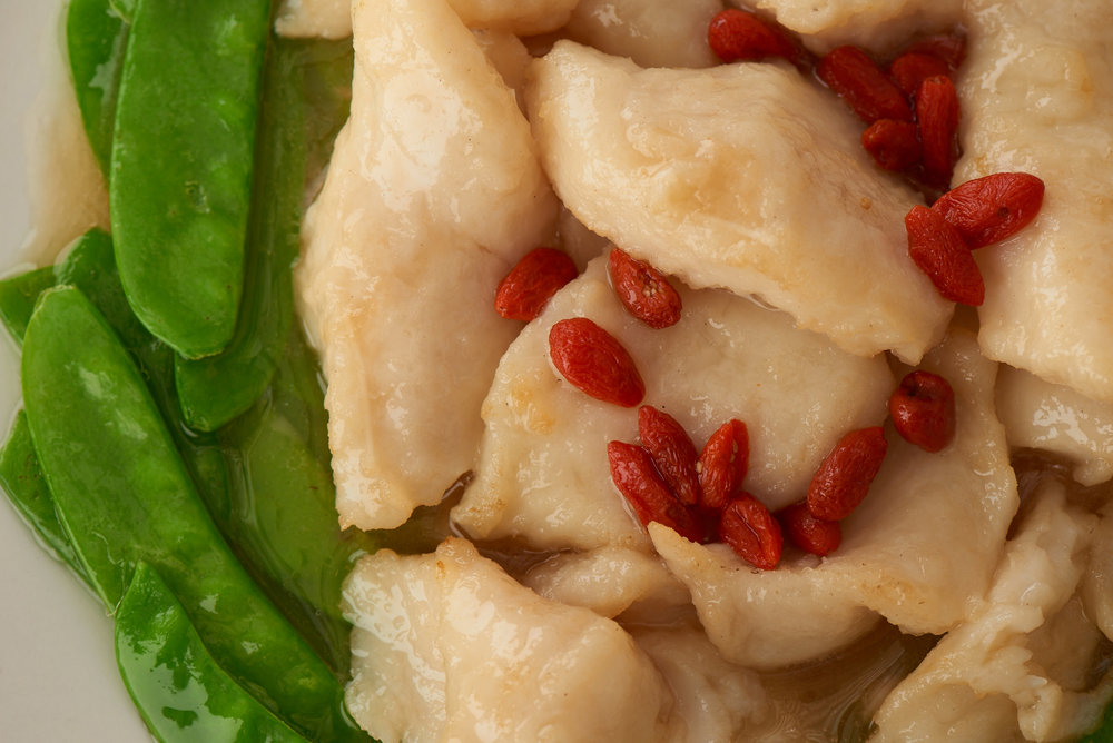 ZHO LIU FISH 糟溜鱼片