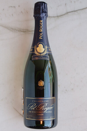 """2008 Pol Roger """"Sir Winston Churchill"""" Brut Champagne"""