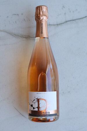 """Dosnon & Lepage """"Recolte"""" Brut Rosé Champagne NV"""