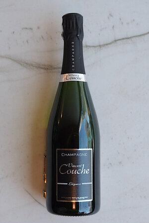 """Vincent Couche' """"Élégance"""" Extra Brut Champagne NV"""