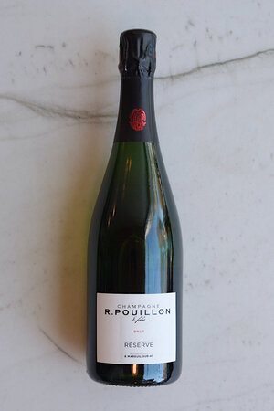 R. Pouillon Réserve Brut Champagne NV
