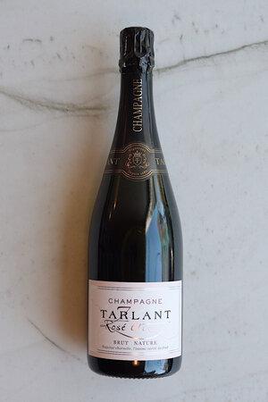 "Tarlant ""Zéro"" Rosé Brut Nature Champagne NV"