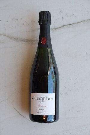 R. Pouillon Rosé de Maceration Brut Champagne NV