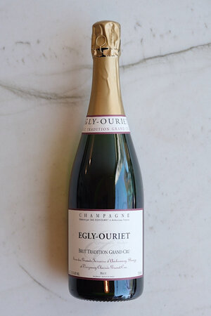 "Egly-Ouriet Grand Cru Brut ""Tradition"" Champagne NV"