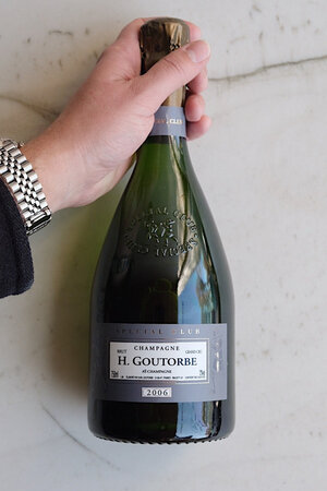 "2006 H Goutorbe ""Special Club"" Brut Champagne"