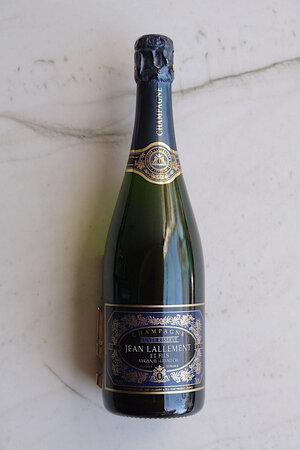 """Jean Lallement """"Reserve"""" Brut Champagne NV"""