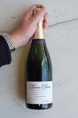 """Pierre Peters """"Cuvée de Réserve"""" Blanc de Blancs Brut Champagne NV"""