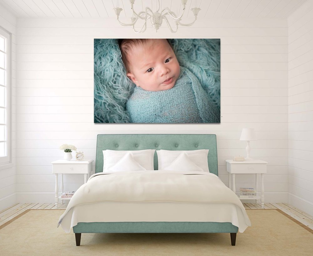wall canvases jules baby