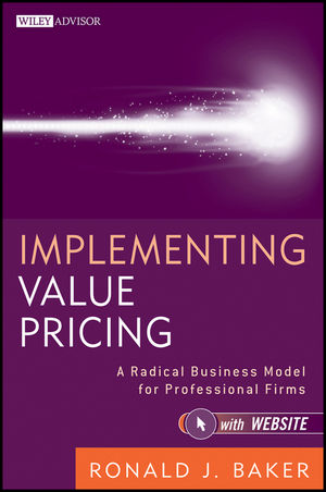 Implementing Value Pricing Cover