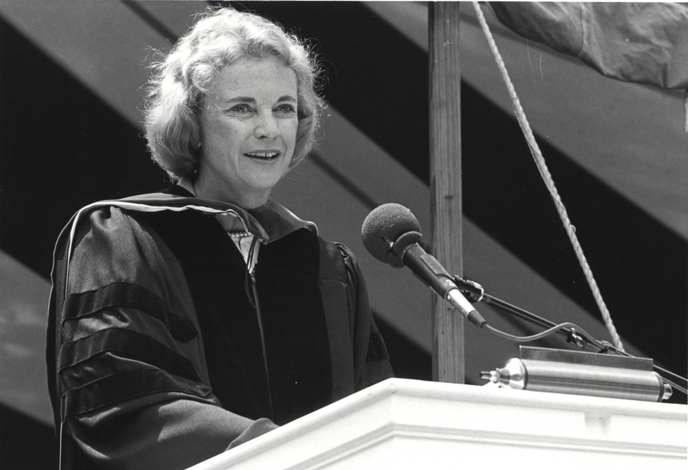 Sandra Day O'Connor - The United States' First Female Supreme Court Justice