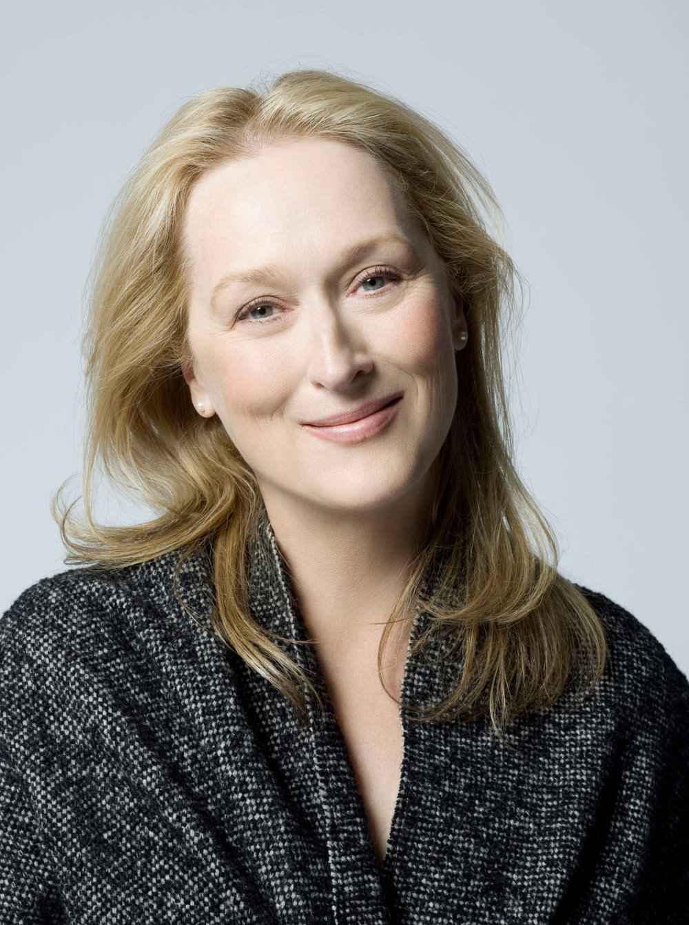 Meryl Streep - Known as the best actress of her generation, the record holder for the greatest number of Academy Award and Golden Globe nominations.