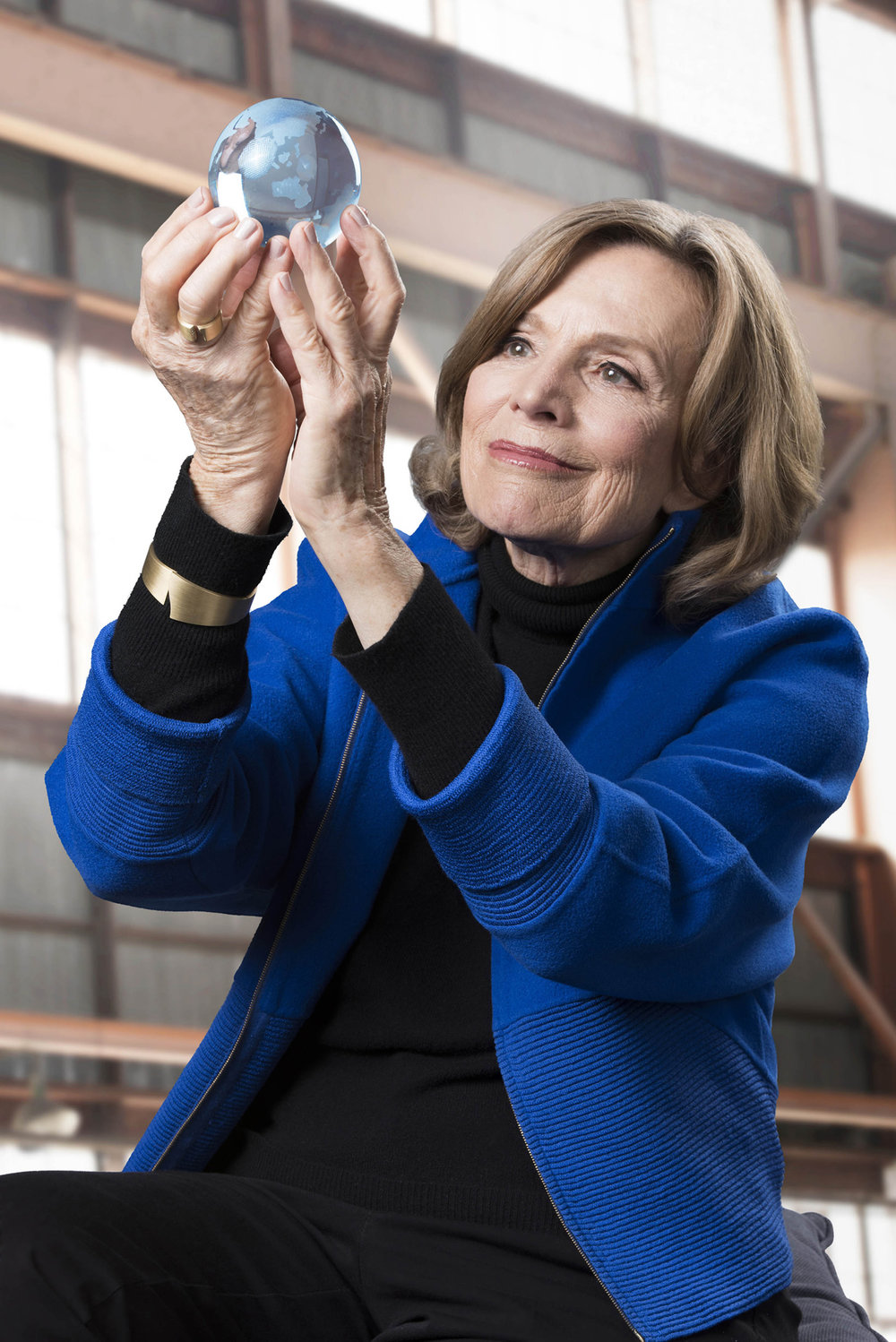 Sylvia Earle - First female chief scientist of the U.S. National Oceanic and Atmospheric Administration