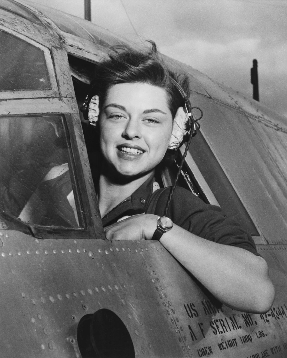Betty Miller - First female pilot to fly solo across the Pacific Ocean,
