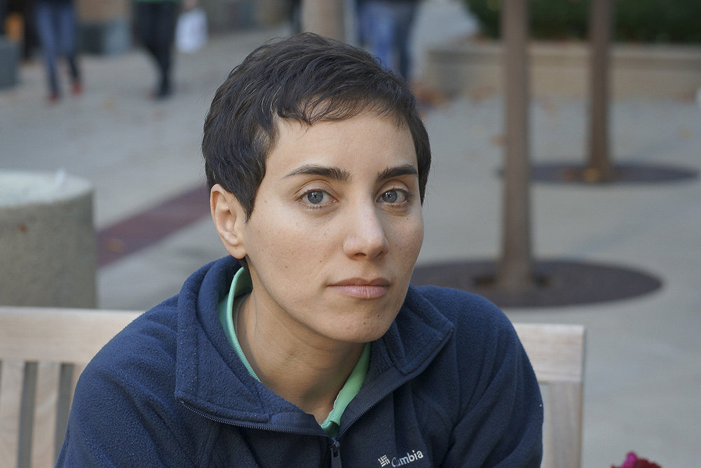 Maryam Mirzakhani - First woman and the first Iranian to win the Fields Medal