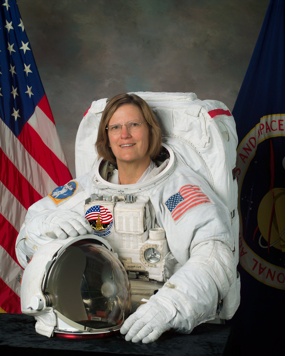 Kathryn Sullivan - First American woman to walk in space