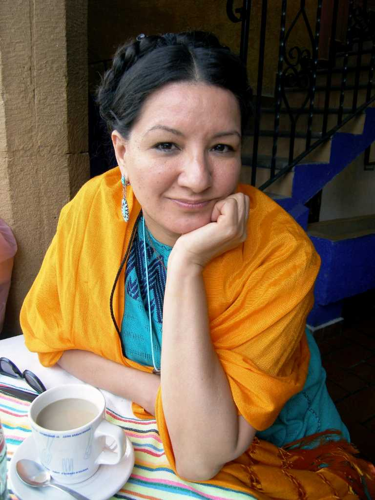 Sandra Cisneros - Mexican-American award winning author and activist.