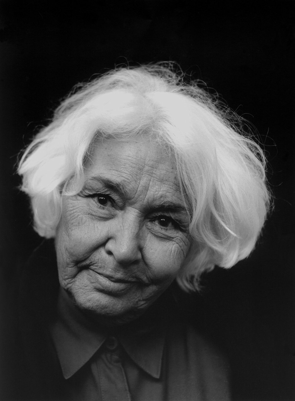 Nawal El Saadawi - Women's rights activist, founder and president of the Arab Women's Solidarity Association, co-founder of the Arab Association for Human Rights