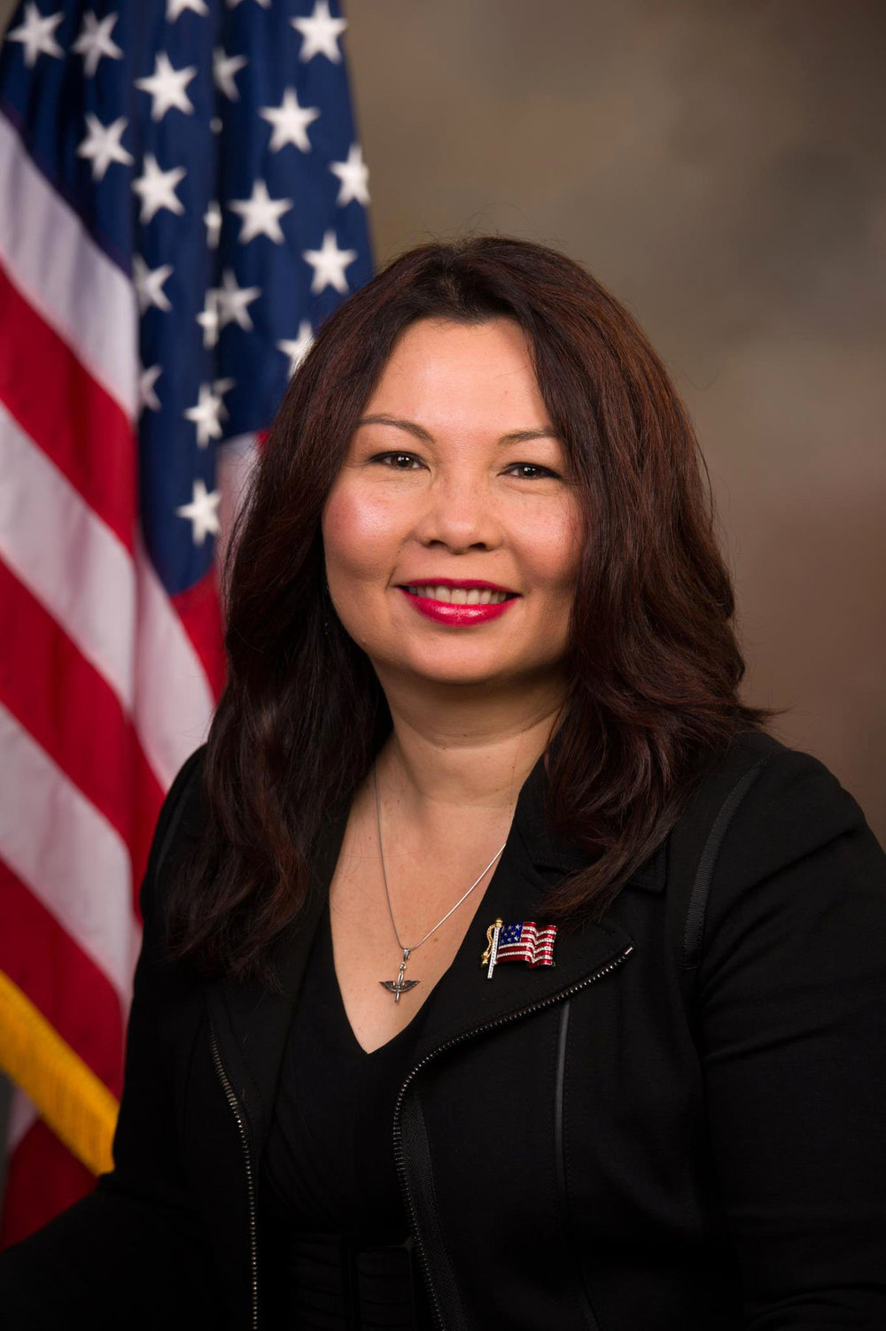 Tammy Duckworth - First disabled woman elected to congress