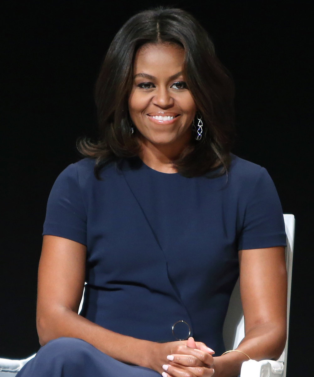 Michelle Obama - 44th Flotus, Lawyer, Author, Activist