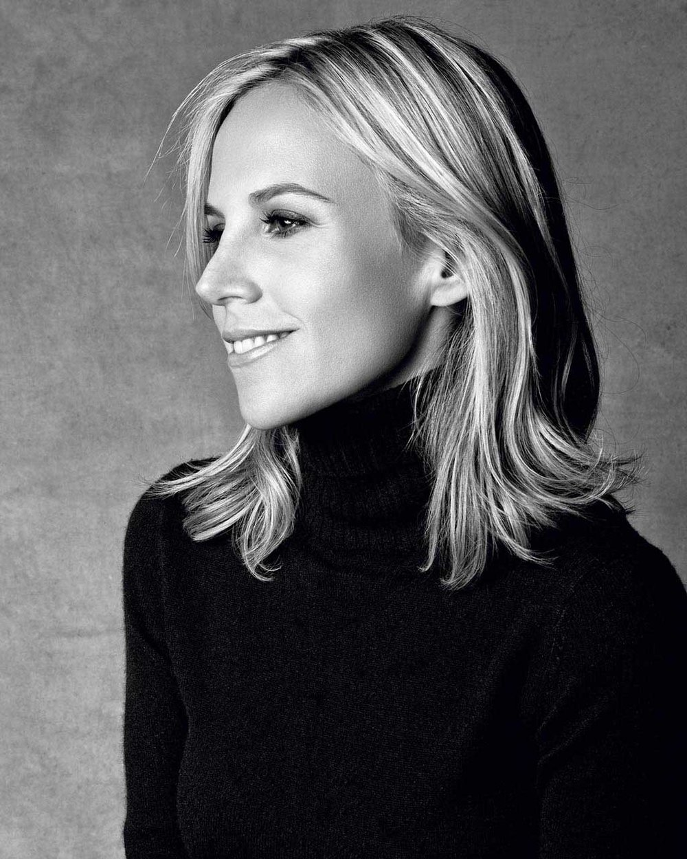 Tory Burch - Chairman, CEO, and Designer of Tory Burch LLC. Estimated net worth of $1 billion.