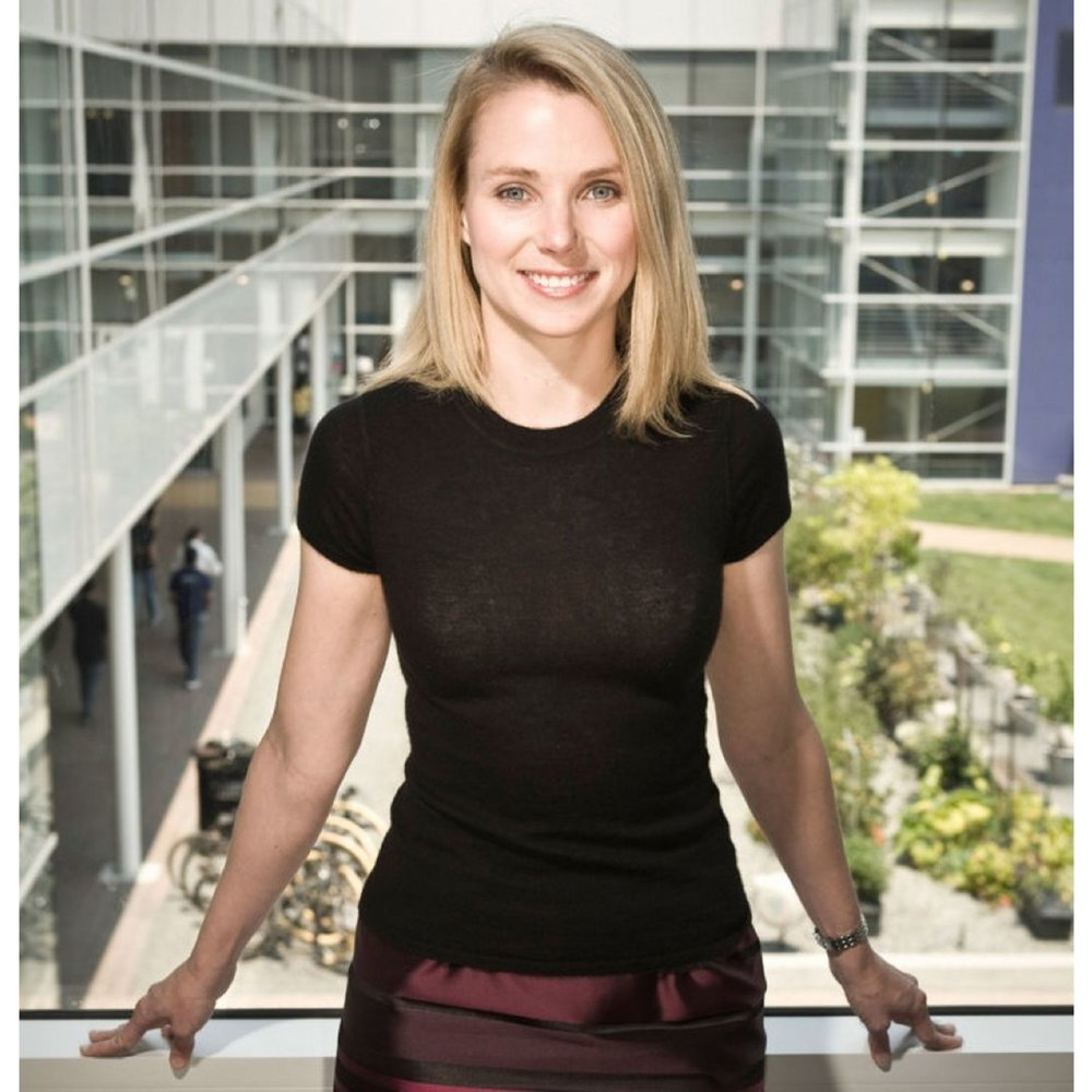 Marissa Mayer - Former CEO of Yahoo!