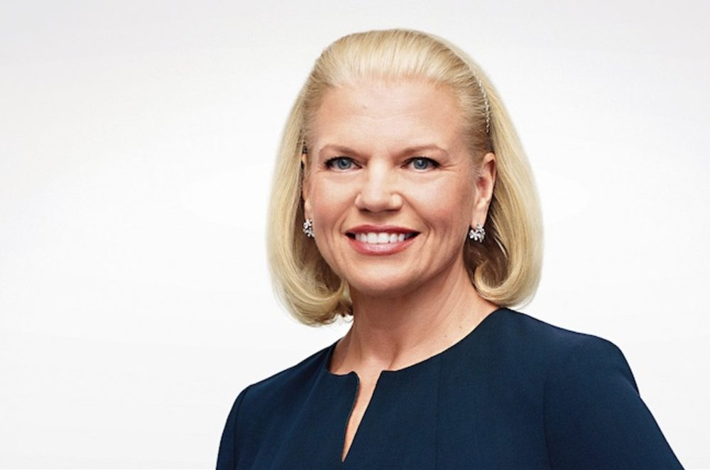Ginni Rometty - CEO of IBM