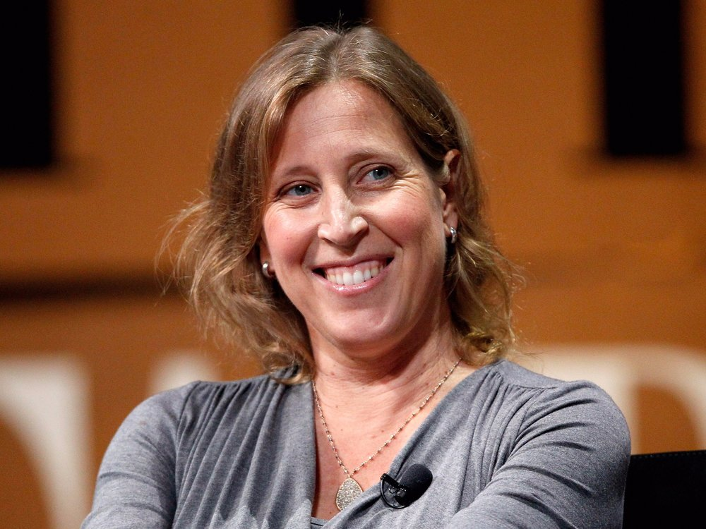 Susan Wojcicki - CEO of YouTube