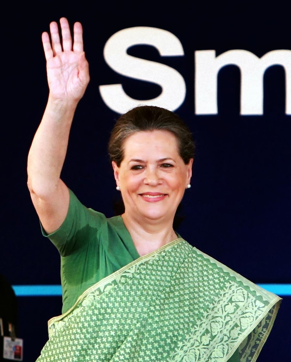 Sonia Gandhi - Former President of the Indian National Congress