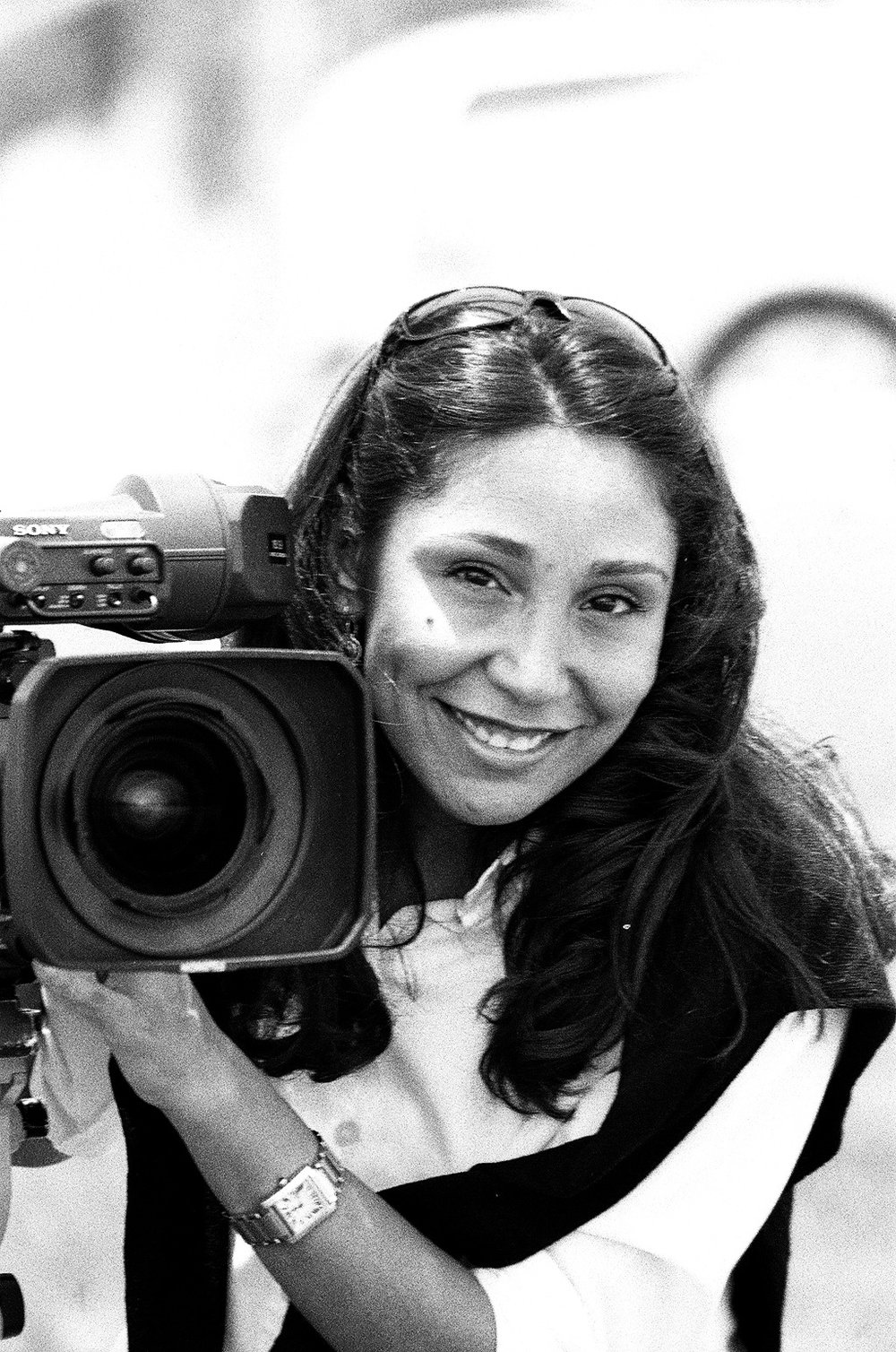 Haifaa Al-Mansour - First female Saudi filmmaker, award winning documentarian