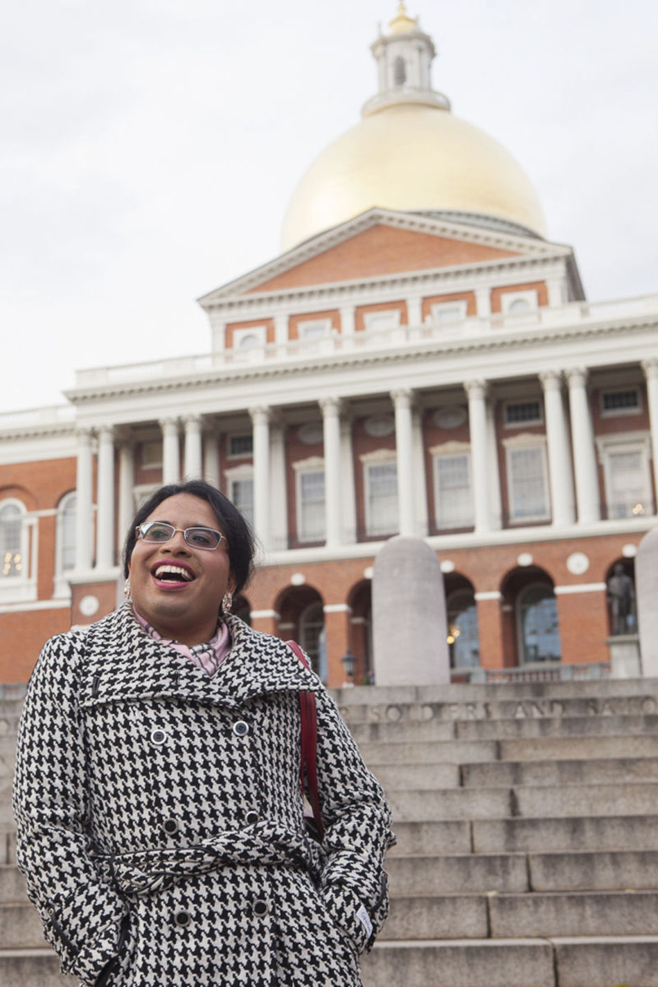Raffi Freedman Gurspan - First transgender person to work in the White House