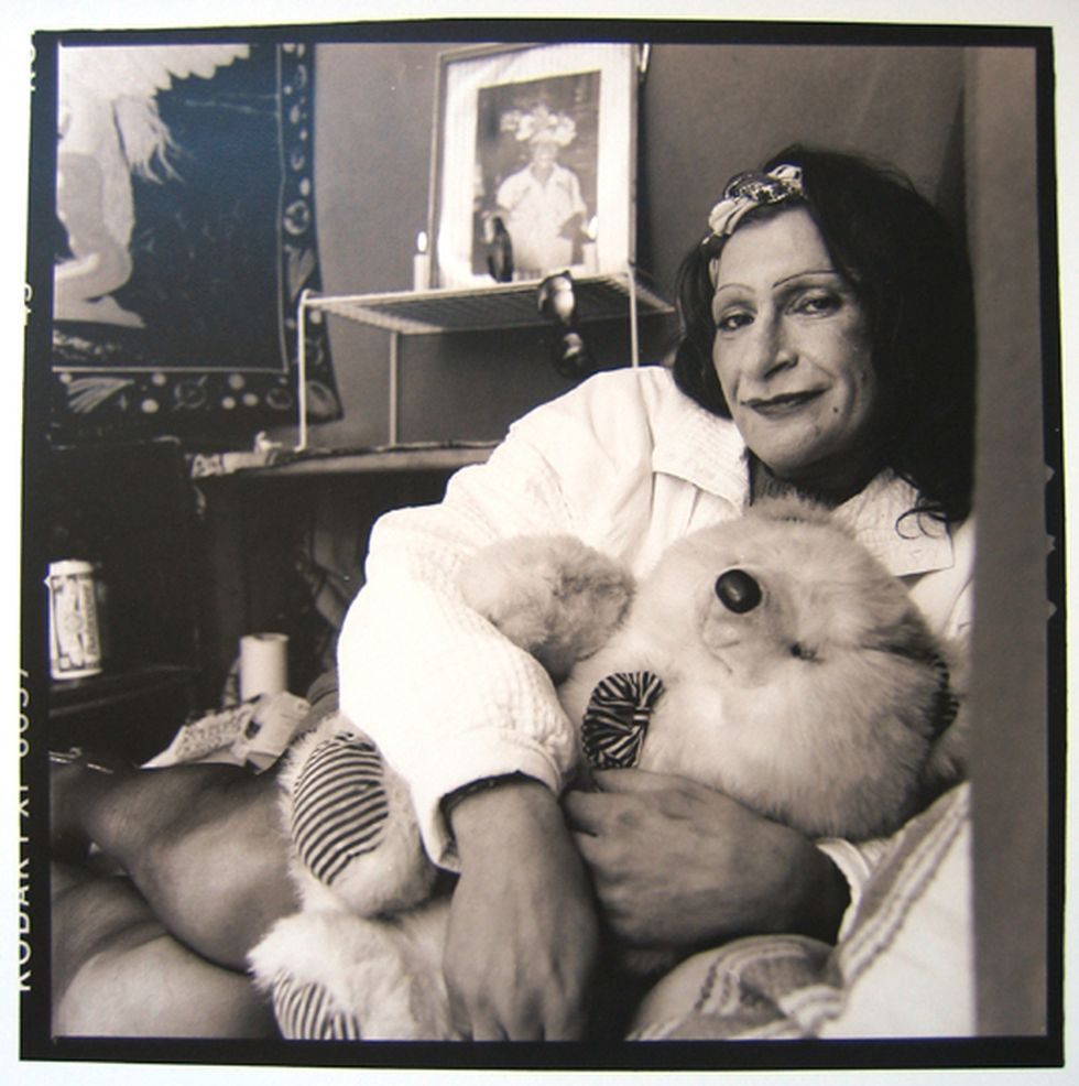 Sylvia Rivera - Co-founder of the Gay Liberation Front, the Gay Activists Alliance, and the Street Transvestite Action Revolutionaries
