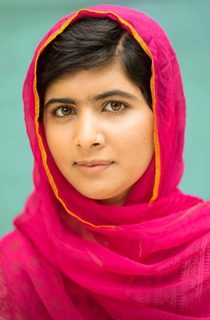 Malala Yousafzai - Youngest-ever Nobel Prize laureate, the Nobel Peace Prize RECIPIENT