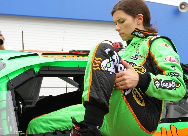 Danica Patrick - The most successful woman in the history of Indy car racing