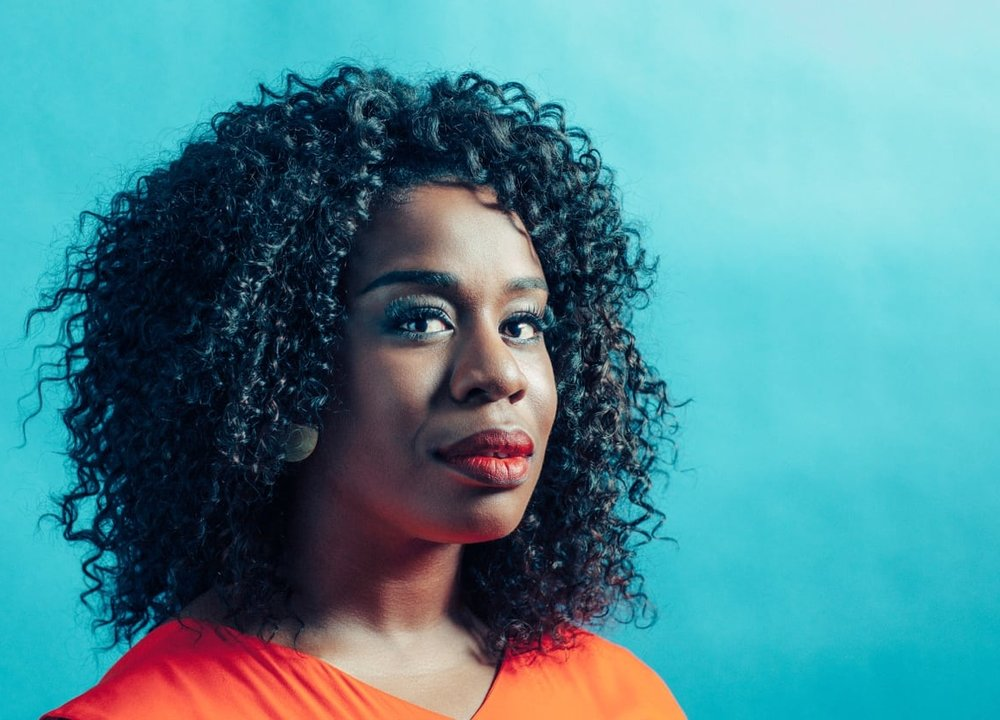 Uzo Aduba - Emmy award winning actress known for Orange is the New Black