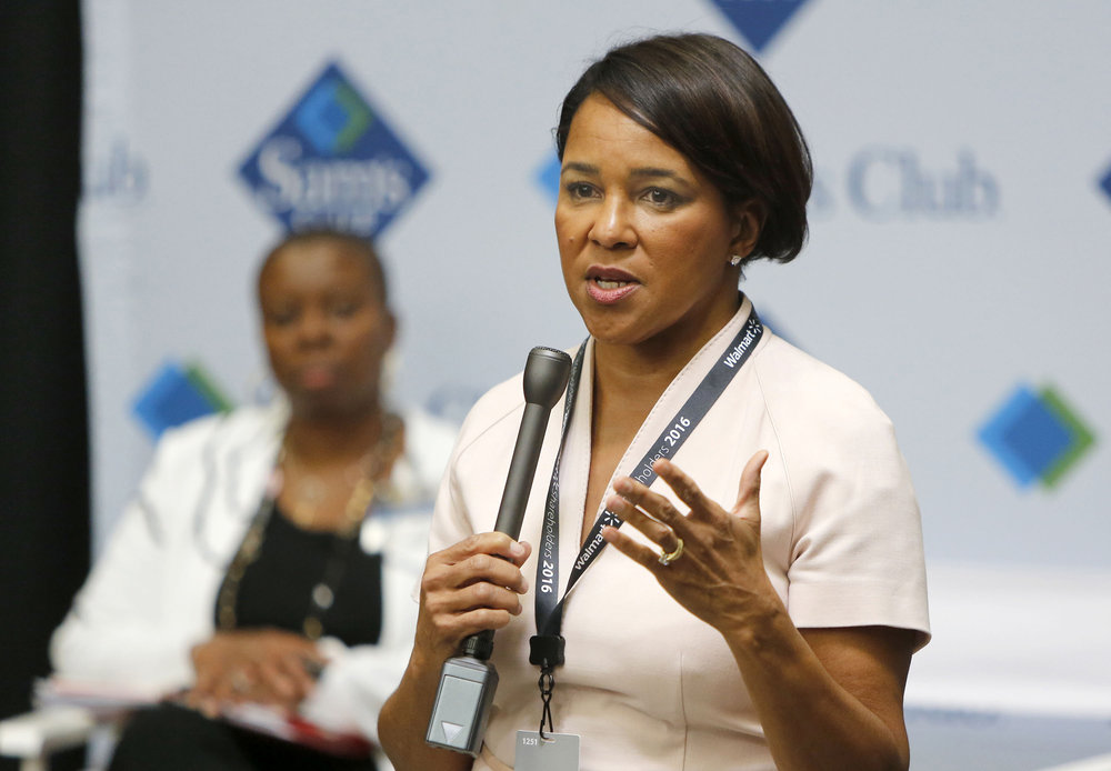 Rosalind Brewer - COO of Starbucks, former CEO of Sam's Club