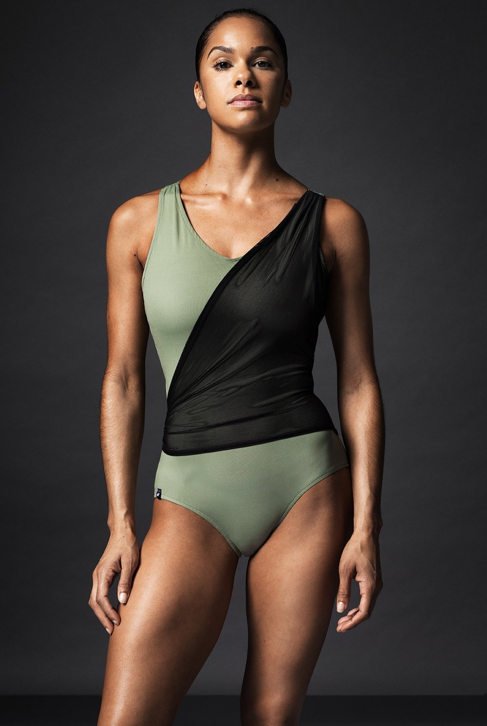 Misty Copeland - First black prima ballerina for the American Ballet Theatre