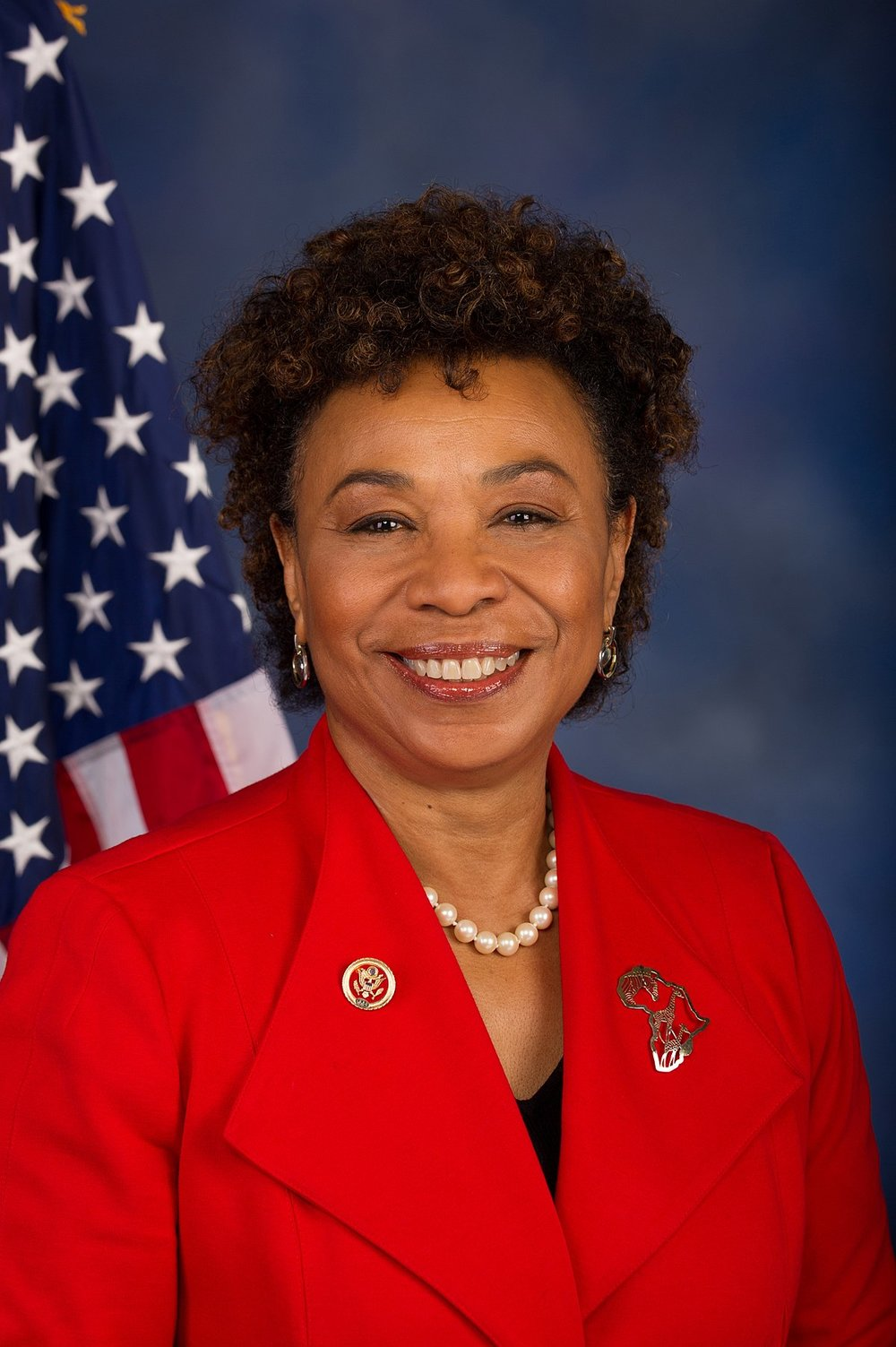 Barbara Lee - The only member of congress to vote against the AUMF in 2001