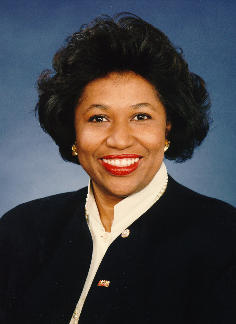 Carol Moseley-Braun - First female African-American Senator, and the first woman to defeat an incumbent senator
