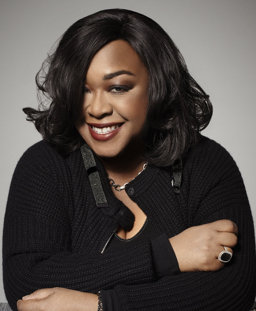 Shonda Rhimes - First woman to executive produce three hit shows