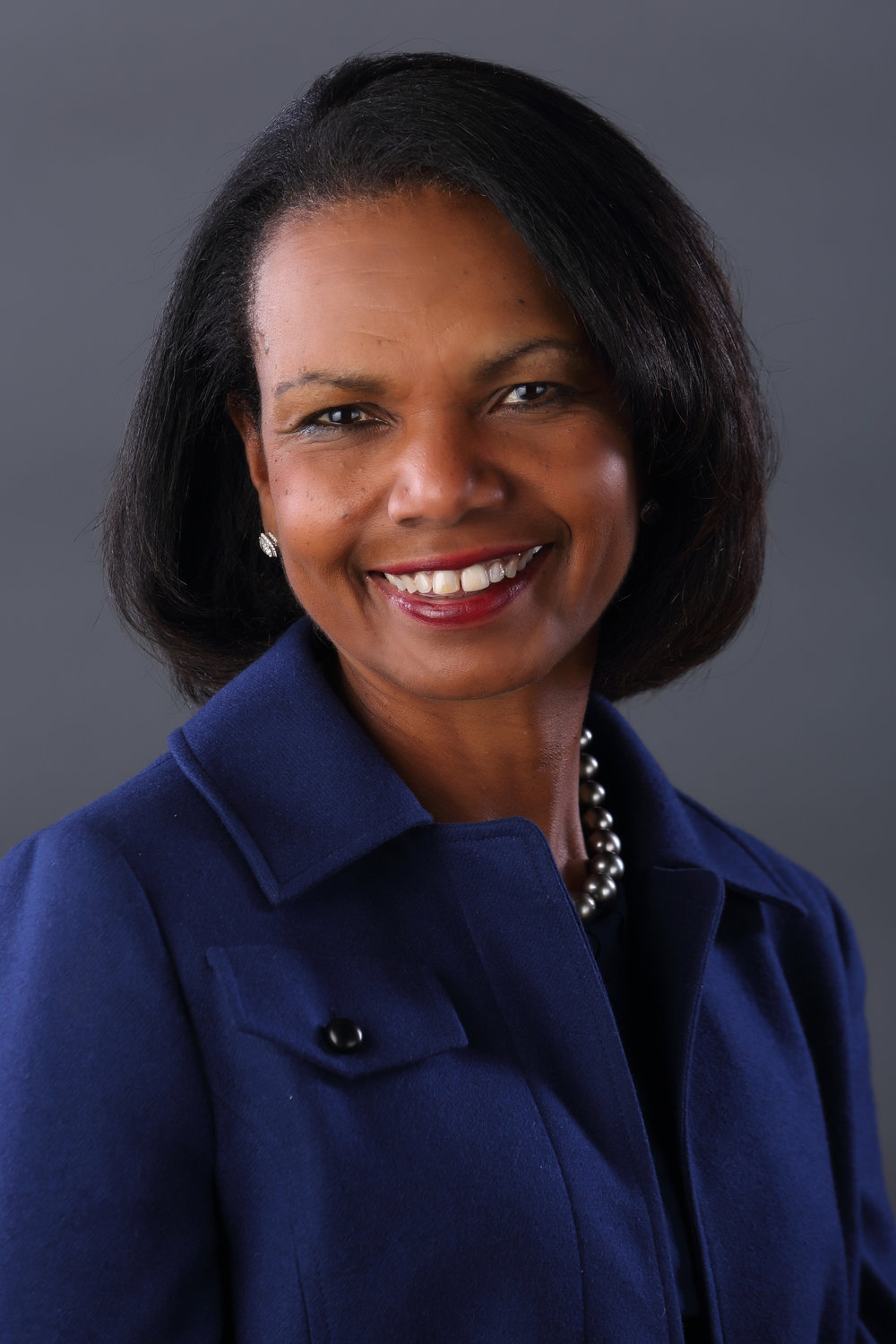 Condoleezza Rice - First female African-American Secretary of State