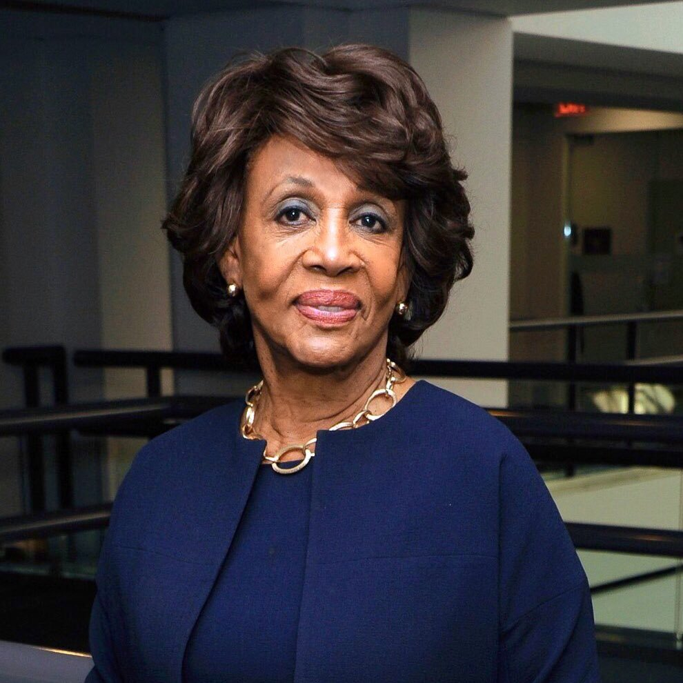 Maxine Waters - The most senior of the 12 black women currently serving in the United States Congress, known for her opposition of the Iraq War