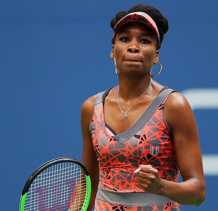 Venus Williams - First African American woman to become ranked as the World No. 1 in the Open Era