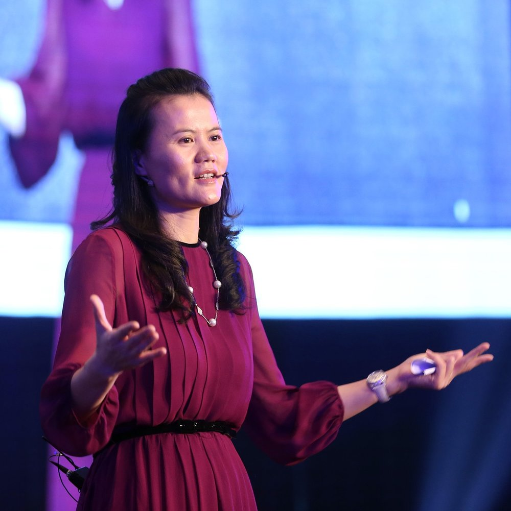 Peng Lei - Co-founder of Alibaba, self-made billionaire
