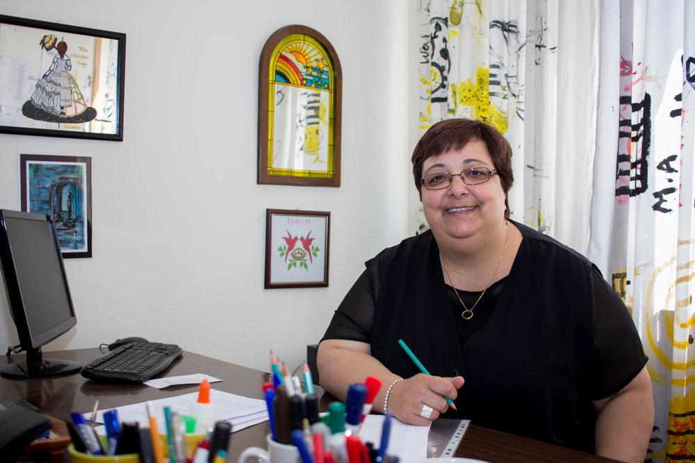 Rula Quawas - Professor and activist for women's rights in Jordan