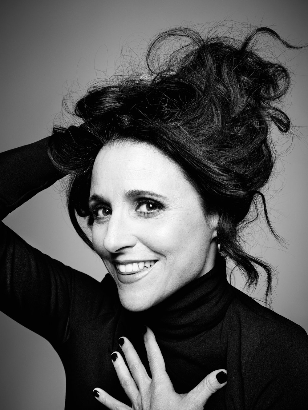Julia Louis-Dreyfus - Winner of more Emmy Awards and more Screen Actors Guild Awards than any other performer