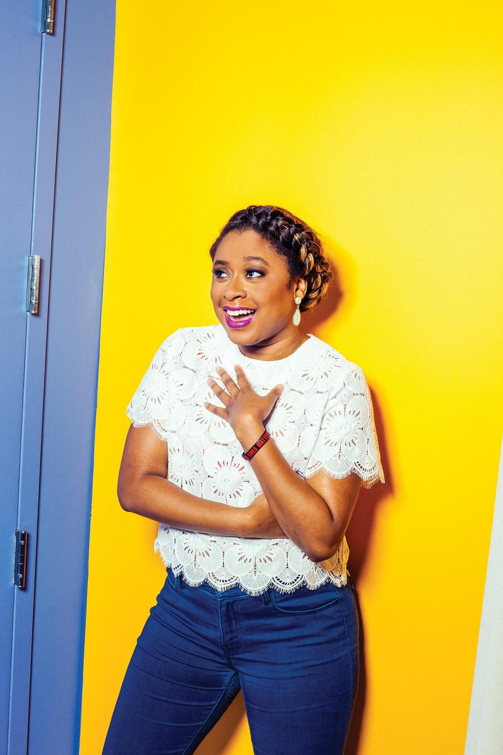 Phoebe Robinson - Comedian, co-host of 2 Dope Queens, and host of Soo Many White Guys,