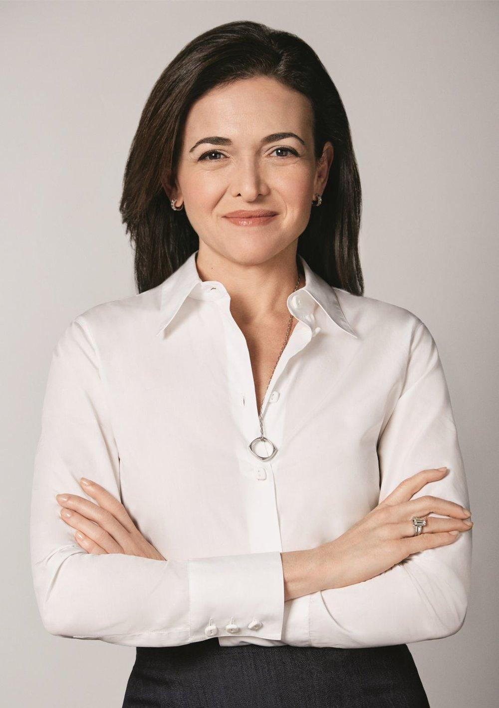 Sheryl Sandberg - COO of Facebook, founder of leanin.org
